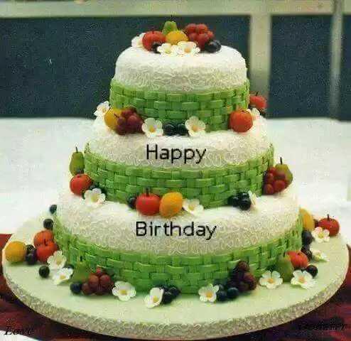 Three Layers Cake 4 Kg