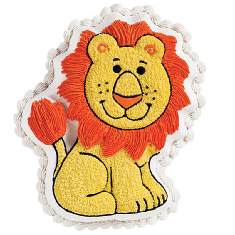 Friendly Lion Cake 3.5kg