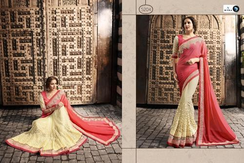Indian Saree -NYRA-5204