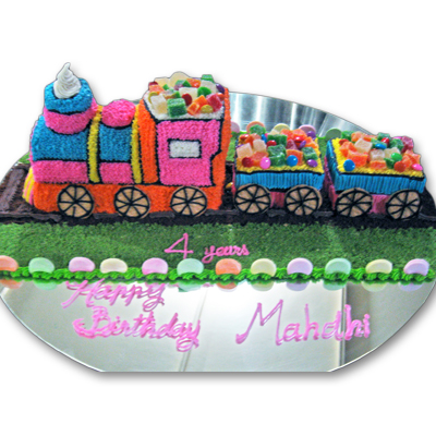 Train Cake 3kg Lakwimana