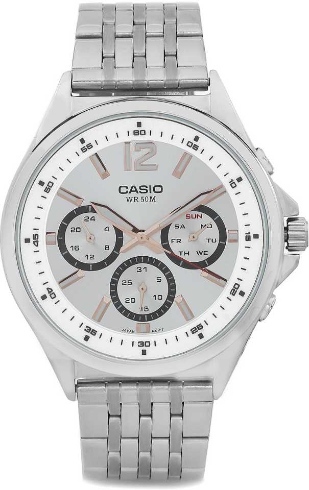 Casio Enticer Men Watch-A958