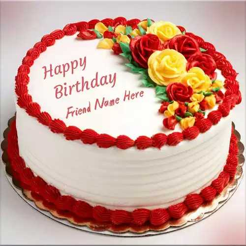 Happy Birthday Prashant Cake Image