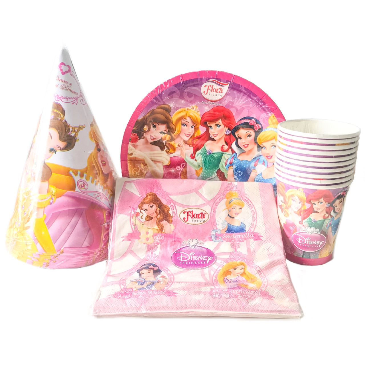 Birthday party items For girls