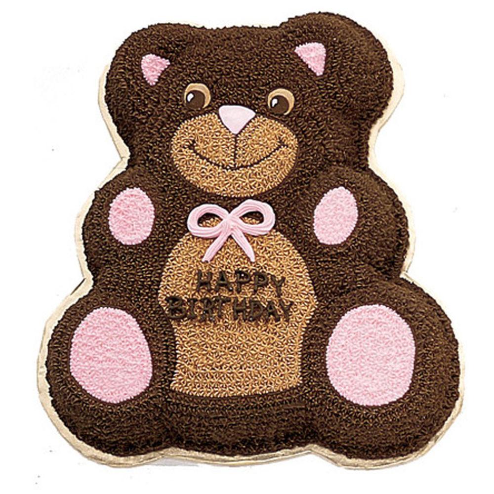 Huggable Teddy Bear Cake 1.85kg, Lakwimana