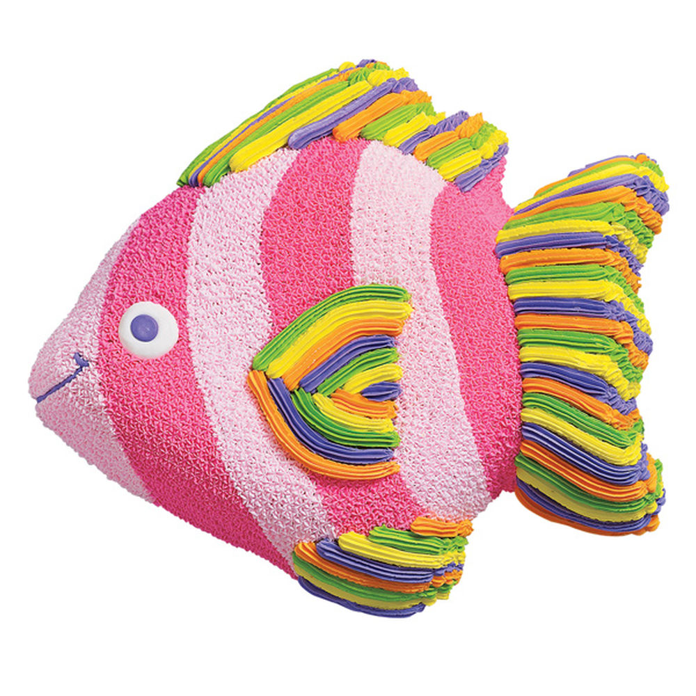 Rainbow Fish Cake 18kg Lakwimana