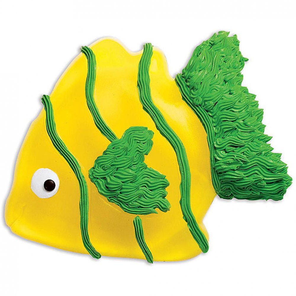Tropical Green Fish Cake 1 8kg