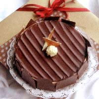Chocolate Truffle Gateau