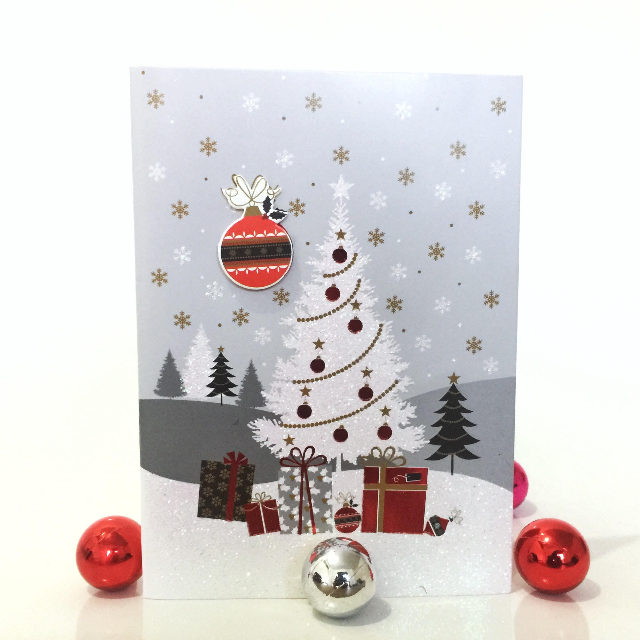 Chrismas Greeting Card 1