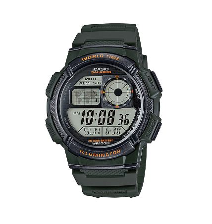 Casio Youth Series -D119