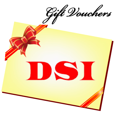 DSI Footware Gift Vouchers