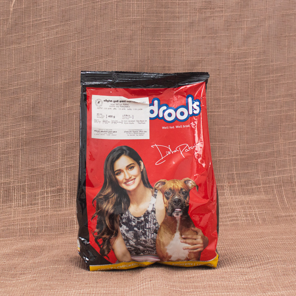 Drools Dry Food - 400g
