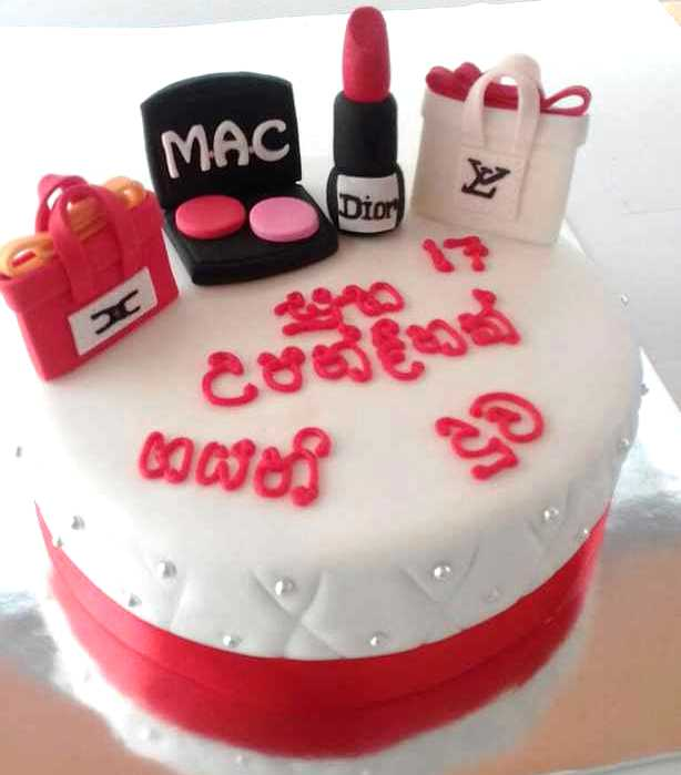 Fashion Birthday Cake, Lakwimana