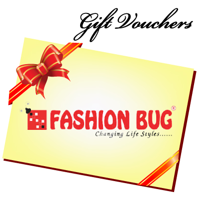 Fashion Bug Gift Vouchers