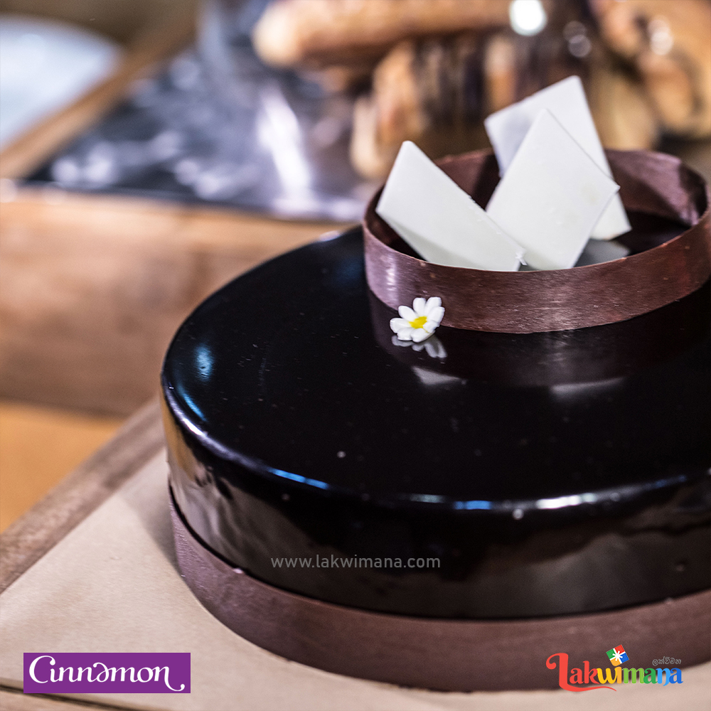 Flourles chocolate mousse cake - 1kg