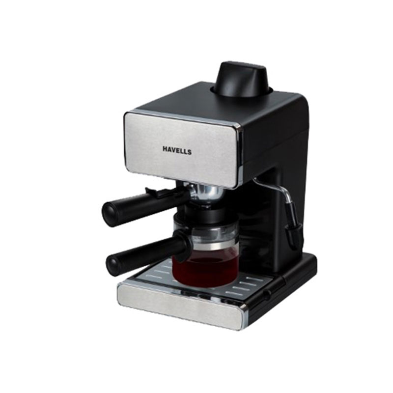 Havells-Donato Coffee Maker Ss 800W- GHBCMAKS080, Lakwimana