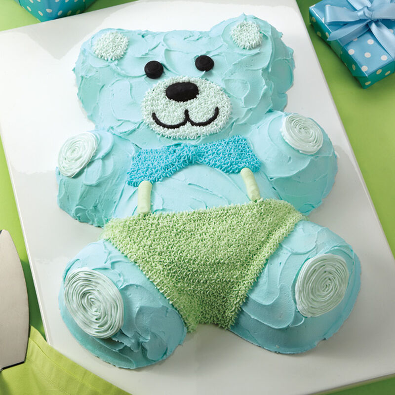 Good Time Teddy Cake