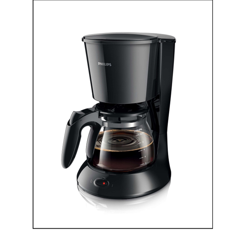 Philips Hd7431/20 Coffee Maker Black : Philips Coffee maker HD7431/20, Lakwimana