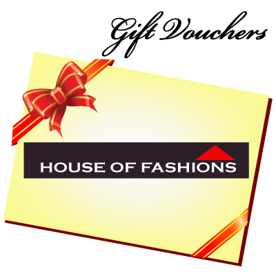 House of Fashion Gift Vouchers