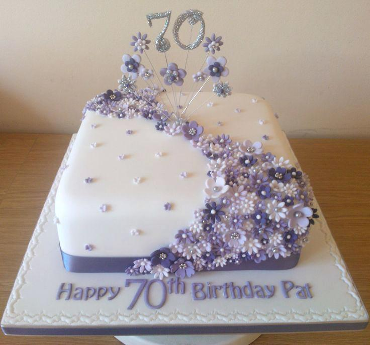 70 Years Celebration Cake - 2Kg