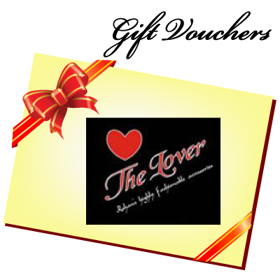 The Lover's Gift Vouchers