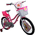 Kids (Girl) Bicycle 3-5 Years - tyre size 16