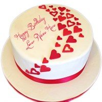 Birthday Wishes Cake For Lovers