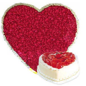 Special Cake For Lovers Lakwimana