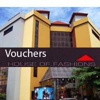 House Of Fashion Gift Voucher Rs.5000/=