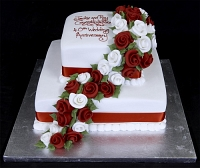 Wedding Anniversary cake 2kg