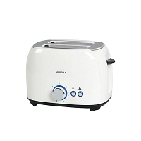 Havells Crust Pop Up Toaster White 800W- GHCPTAZW080