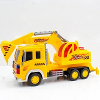 Engineering vehicle toy