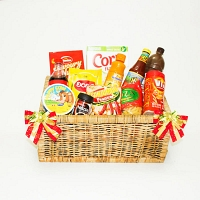 Red Bow Hamper