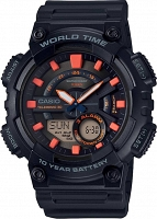 Casio AD221 Youth Combination Watch