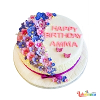 Lovely AMMA Cake