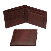 Men Wallet - Brown