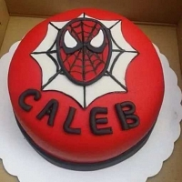The Amazing Spiderman Cake -1.5kg