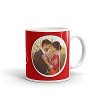 Romantic Moment Mug