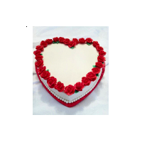 Red Rose Cake 1.5kg