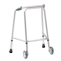 Walking Frame with wheels