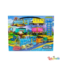 Kids Toy Train Set 14pcs