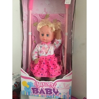 Pink Baby Doll -Toy