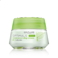Optimals White Oxygen Boost Day Cream SPF 15 Oily Skin