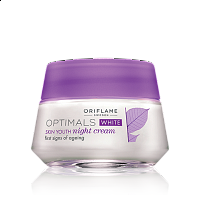 Optimals White Skin Youth Night Cream