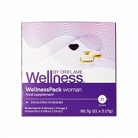 DAILY-ROUTINES WellnessPack woman