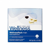 DAILY-ROUTINES Wellness Pack man
