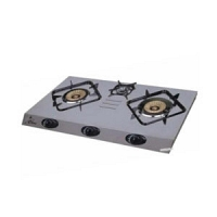 Clear – 3 Burner Gas Cooker 3-N5-S