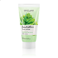 Love Nature Face Scrub Aloe Vera