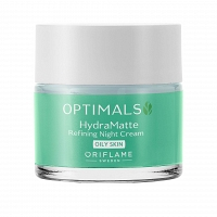 MOISTURISE Hydra Matte Refining Night Cream Oily Skin