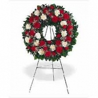 Funeral Wreath -02