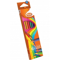 Color Pencil 6 Color Pack
